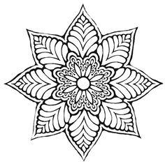flower Art patterns - Google Search