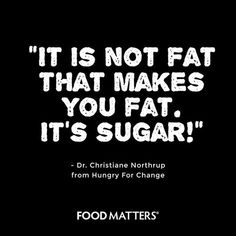 Poor, fat. It's had a bad rap for decades. Nonetheless, fat is undeserving of such criticism. Head to the Food Matters website to discover why fat is your friend!  http://www.foodmatters.tv