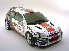 As driven by a legend Tc Cars, Sport Cars, Ford Rs, Car Ford, Ford Focus Wagon, Ford Motorsport, Colin Mcrae, Ford Sierra, Martini Racing