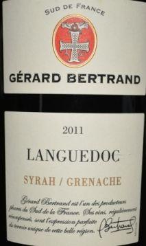 2011 Gerard Bertrand Syrah-Grenache Languedoc | CostcoWineBlog.com