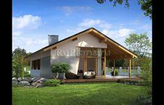Одноэтажный дом с тремя спальнями R3393