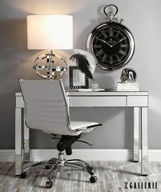 Get back to work in style! Shop our office inspiration on zgallerie.com.