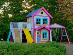 Decor Kids A wooden child's playhouse can appear as an outside clubhouse or basically an outdoor playhouse that will keep your youngsters possessed amid these long summer months. They tend to require little support [.