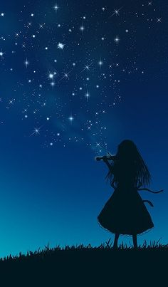 Playing to the stars