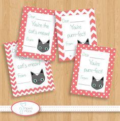 Printable Valentine's Day Cards - ºoº .