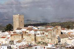 Los castillos de Martos, Jaén, Andalucía, Spain foto de Miguel Caballero Andalusia, Knight, Castles, Tourism, Trips, Lugares, Pictures
