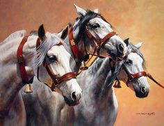2016/06/19 Horses - Judi Kent Pyrah