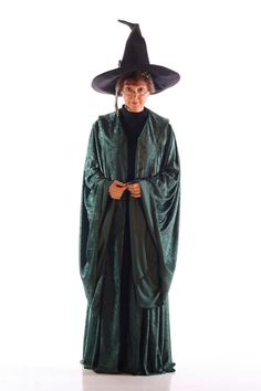 Harry Potter   Professor Minerva McGonagall by wizardsandmuggles, $220.00