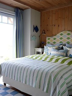 Sarah Richardson Design - Sarah's Cottage - West Guest Bedroom