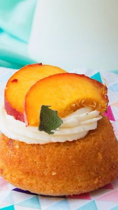 Bourbon Peach Tea Cakes - Page 2 of 2 - Kleinworth & Co