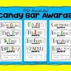 Choose from 56 End-of-Year Candy Bar Awards for your students! Theres so many candy bar awards to choose from, so Ive compiled them all into one. Creative Curriculum, Creative Teaching, Teaching Ideas, Student Gifts, Staff Gifts, Volunteer Gifts, Kindergarten Themes, Preschool Ideas, Candy Bar Awards