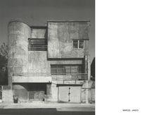 MARCEL JANCO | Emmanuelle et Laurent Beaudouin  - Architectes Modernism, Case, Marcel, Villas, Artwork, Design, Romania, Modern Architecture, Work Of Art