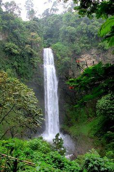 Curug Cimahi Waterfalls, Bandung