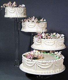 Wedding Cake Stand Roman Style Columns Party Decoration Display ...