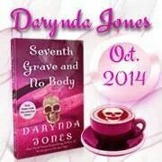 Darynda Jones is awesome!