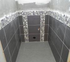 Carrelage Et Faience Toilettes De L Etage Avec Images