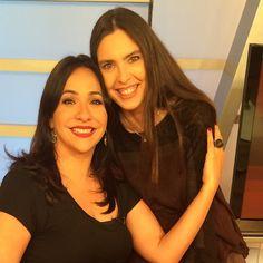 Com a querida Adriana Calcanhotto!!!