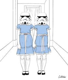 Stormtrooper twins