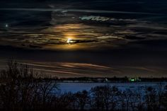20131218-SFA1193 , A Winters Moon
