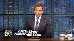 Seth Meyers wants Congress to admit theyre not going to do anything besides thoughts and prayers