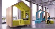 Office House of tree-shaped furniture | Belleinterior
