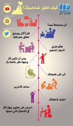 كيف تطور شخصيتك؟ #علاج_نفسي  #عيادة _نفسية  #الرياض  #السعودية
