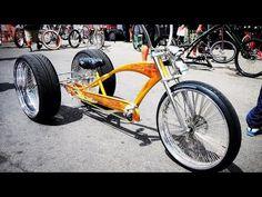 Aquí mostramos la manera mas fácil de ponerle pedales al Trike Ojo, este vídeo no es mío, le pertenece a Yefri Martinez el hizo este vídeo y todo el crédito,...