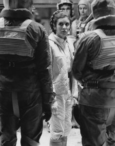 Carrie Fisher - Princess Leia - Star Wars - The Empire Strikes Back