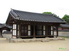 South Korea's ancient culture Jeonju Hanok Village
