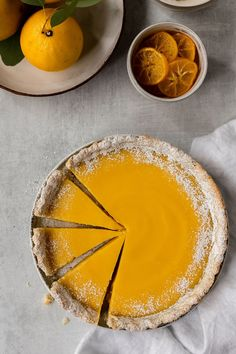 Candied Lemon Slices, Candied Lemons, Great Desserts, Dessert Recipes, Tart Recipes, Easter Recipes, Dessert Ideas, Free Recipes, Yummy Treats