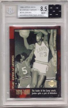 495f10d30 1999 Upper Deck Michael Jordan Career  3 w  Wizards Practice Jersey Patch  Card Beckett