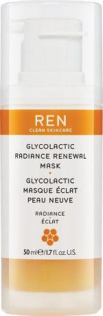 REN // Glycolactic Radiance Renewal Mask
