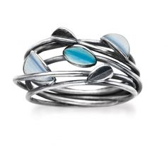 Lively Curves - Ring