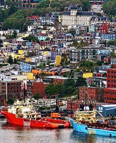 St. John's, Newfoundland, Canada