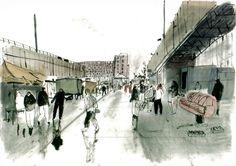 New Covent Garden Market - Matt Booker