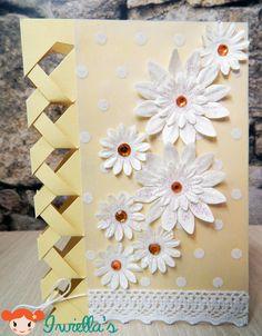 Braided birthday card | Iwiella's