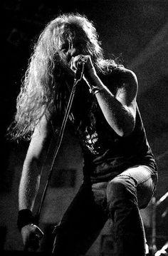 Damage Inc tour 1986