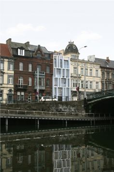 residence franz kline   gent - Projects - CAAN Architecten / Gent