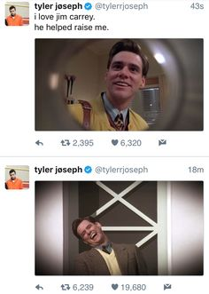 this literally happened on Friday, same Tyler but this is his comeback to the Twitter world