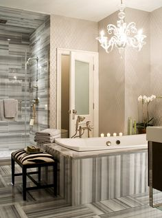 Stunning Master Bathrooms - Traditional Home®