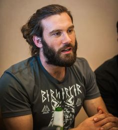 Boy Better Know, Long Hair Beard, Vikings Season, Viking Beard, Roman, Moustaches, History Channel, Beard Care, Hair And Beard Styles