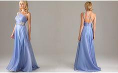 Vestido longo com ombro único em aplique de pedrarias, disponível em duas cores. Entrega para todo Brasil.
