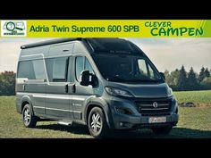 YouTube Supreme, Camper, Fiat Ducato, Youtube, Twins, Rv, Caravan, Travel Trailers, Motorhome