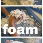 foam dough: serious rainy day indoor fun