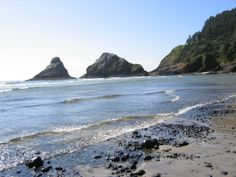 The Oregon coast. The only place on earth that can calm my nerves and bring me total peace. <3
