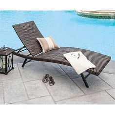 Member's Mark Heritage Chaise Lounges, 2-Pack - Sam's Club