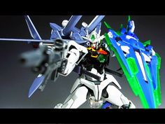 "Custom Build: HG 1/144 00 Quanta ""Strike"" - Gundam Kits Collection News and Reviews"