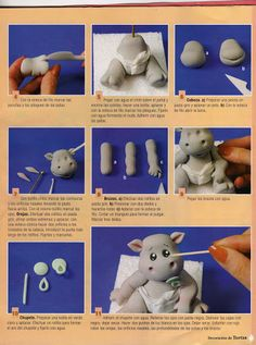 STEP BY STEP... Hippo                                                                                                                                                                                 More