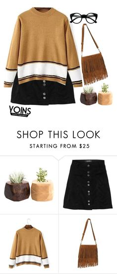"""#Yoins"" by credentovideos ❤ liked on Polyvore featuring Retrò"