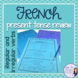 Mme R's French Resources Teaching Resources | Teachers Pay Teachers French Adjectives, French Verbs, French Teacher, French Class, Teacher Resources, Teacher Pay Teachers, Homework Pass, Present Tense Verbs, Verb Conjugation